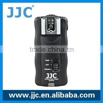 JJC wireless flash trigger transceiver,flash trigger,wireless flash trigger
