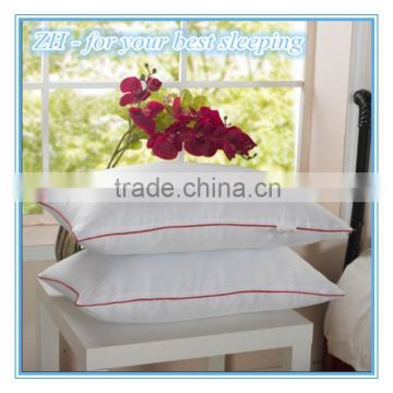 Wholesale comfortable soft 3D Hollow Fiber Pillow cheap goods from china