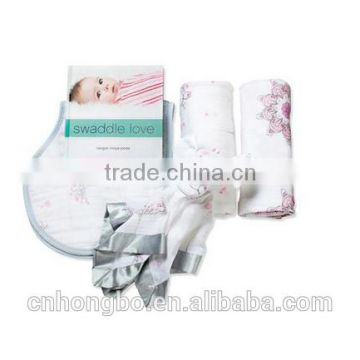 wholesale TADO bamboo muslin fabric baby product set as gift Quality