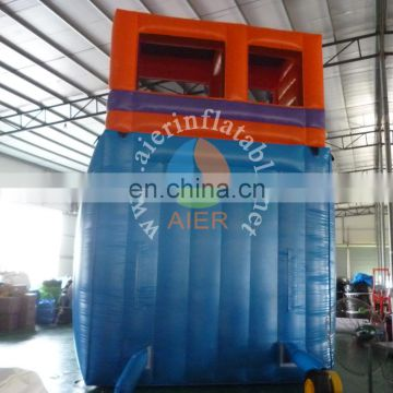 Hot Commercial Inflatable Water Slide For Children