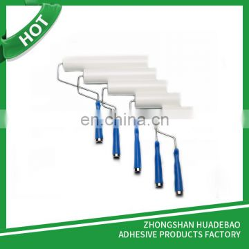 floor cleaning adhesive roller