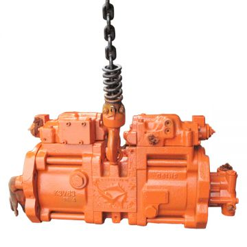 Axial Single Excavator Kawasaki Piston Pump K5v200dph-103r-0e11