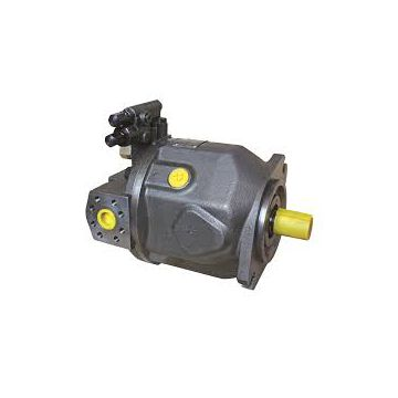 R902043830 A8vo80lg1h2/61r1-nzg05k070 Rexroth A8v Pump Thru-drive Rear Cover High Pressure