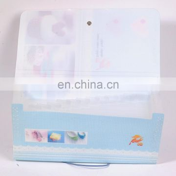 Odm High Quality Large Capacity 3d lenticular manila file folder From China Supplier Wholesale