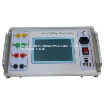 GDKC-2000 Transformer On Load tap Changer OLTC Tester
