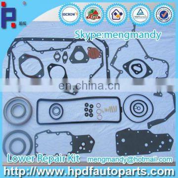 Engine parts 4bt repair kit 3802267 Lower ENGINE GASKET SET