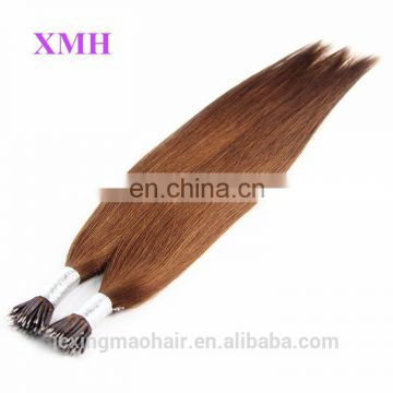 Alibaba best seller high quality cheap remy human hair nano ring hair extensions
