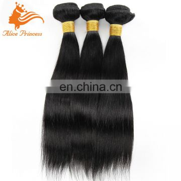 Wholesale Hair Weave Distributors 7A Grade Sliky Straight Remy Hair Extension Virgin Malaysian Hair