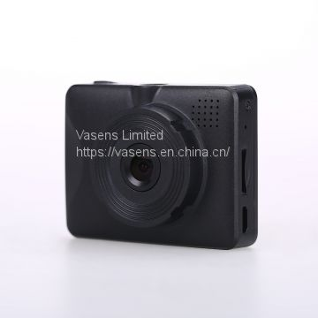 Vasens HD 720P 2.0 inch car dvr with 24 hours parking monitor HD night vision car dvr