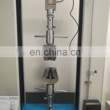 Supplier China Tester Instrument Strength Tension Machinery Price Mild Steel Universal Testing Machine Tensile Test