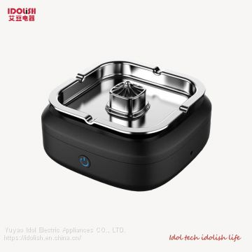 4000mAH Rechargeable Liion Battery Ashtray Air Purifier Smoke Room Delicate Portable Air Purifier Ionizer