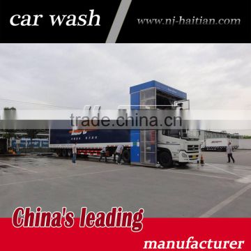 Hot sale Automatic bus commercial washing machine and bus wash systems, rollover car wash machine