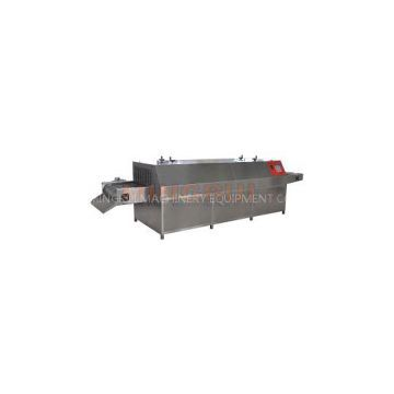 Slope-type drying machine