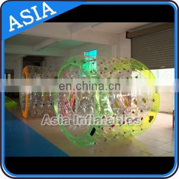 2014 Hottest Funny Ball !HS EN71 inflatable water roller for kids, cheap water roller, funny roller ball
