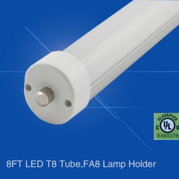 8ft LED Tube Light 40W UL Approved