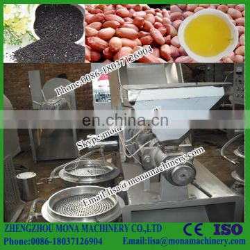 Newest peanut sunflower avocado sesame palm walnut coconut olive oil press machine