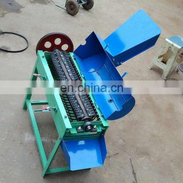 Good Feedback High Speed Pecan Nut Cracking Shelling Hulling Sheller Huller Black Walnut Cracker Machine