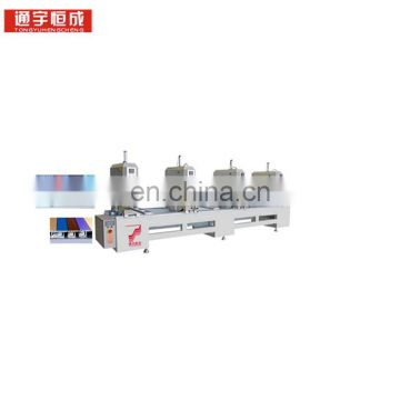One or two three four head seamless welding machine no teeth blade screw blinds per cing Original and New