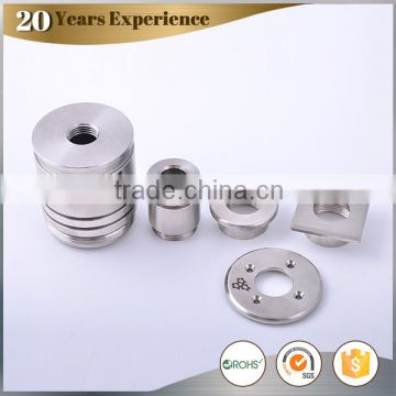 Anodized high precision CNC milling parts , CNC lathe machine parts,machine part                                                                         Quality Choice