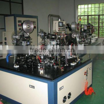QY-120IV High speed Automatic wine cap seal making machine