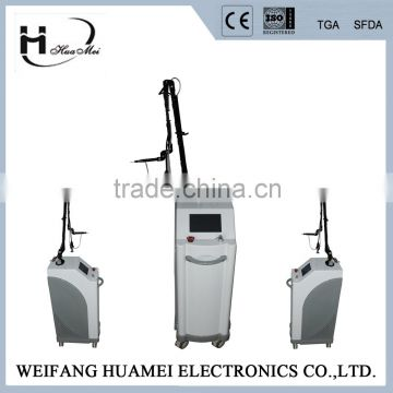 Professional Professional Co2 Fractional Laser /fractional Co2 Tumour Removal Laser Equipment Skin Renewing Beauty Equipment