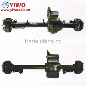 double reduction axle