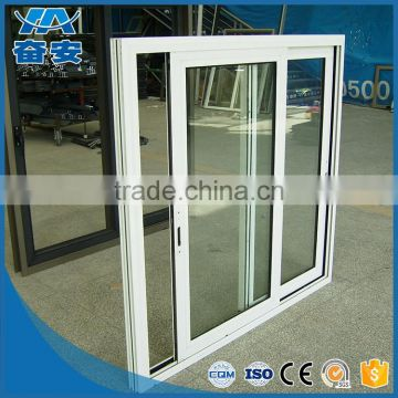Factory Supply Attractive Price Modern Sliding Window Grill Design