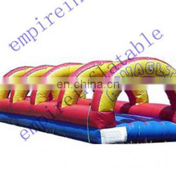 Commercial usage grade inflatable PVC water slide WS035