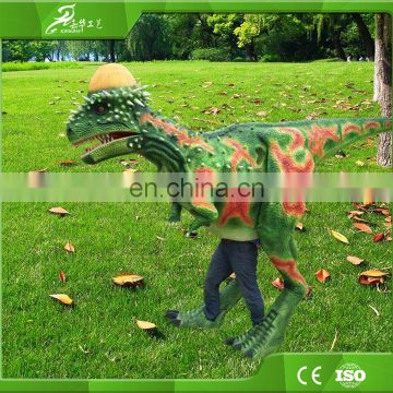 KAWAH Wholesale Artificial Animatronic Easy Controled Funny Dino Costumes