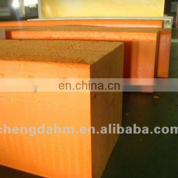 High density polyurethane foam sheets