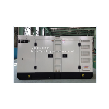 3 Phase 100kVA Diesel Generator for Sale (Cummins Engine)