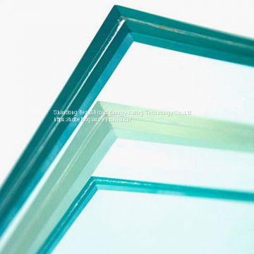 Excellent high quality tempered glass for windows building
