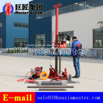 In Stock QZ-3 portable geological engineering drilling rig For Sale