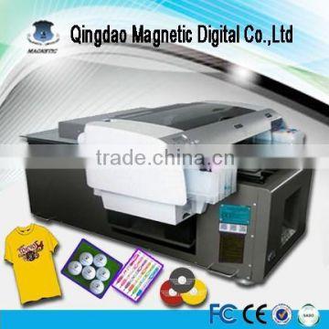 digital logo print machine garment photo printing machine of t
