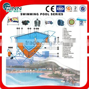 High Quality Wholesale Competition Swimming Pool Equipment Of Swimming Pool From China Suppliers
