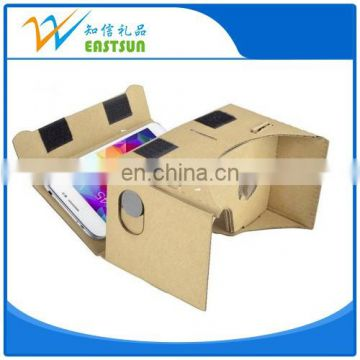 Promotional 3d paper glasses vr headset vr glasses 2017