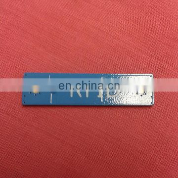 Long range adhesive UHF rfid tag, Dry/Wet Inlay