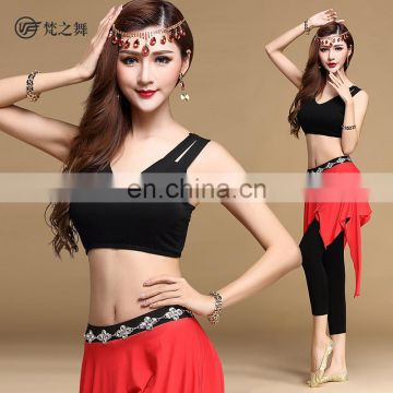 T-5118 New arrival practice professional modal women belly dance costumes