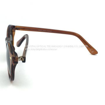 CE FDA cat 3 uv400 sunglasses vintage acetate custom sunglasses
