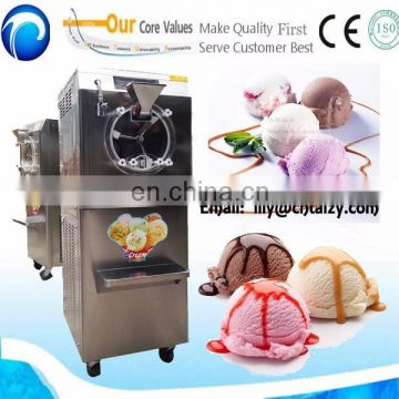 commercial hard ice cream machine/ice cream freezer/gelato batch freezer