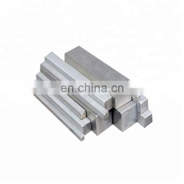 Polished stainless steel flat bar 302 316l