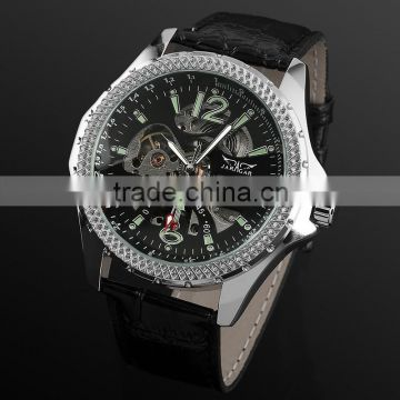 Analog top selling jagarar watches men luxury brand automatic WM358