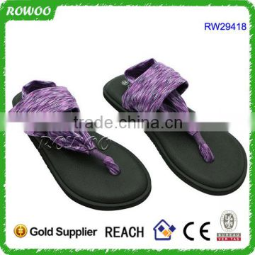 New Pattern Yoga Mat Sandals, Sling 2 Yoga Sandals, Slingback Yoga Sandals
