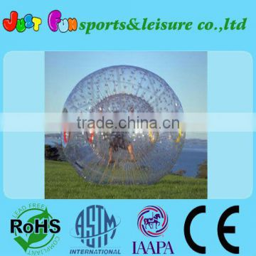 inflatable zorb ball games toys for adults