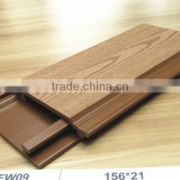 WPC Outdoor wall panel for decoration decorative exterior wall panels rot-proof decorative wall panels