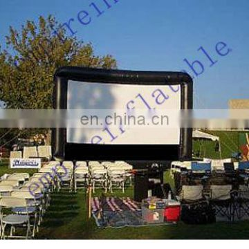 inflatable screen, inflatables, advertising billboard MS008