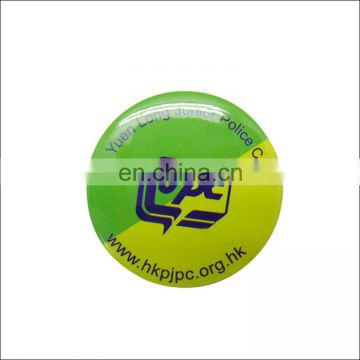 suit for gifts metal tinplate badge