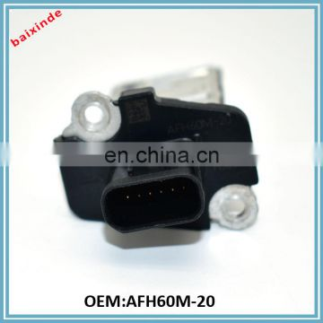 Auto parts Mass Air Flow Sensor AFH60M-20 AFH60M20