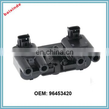Auto parts DAEWOO LACETTI NUBIRA CHEVROLET IGNITION COIL 96453420,12887,CU1080,DMB998, 20350, XIC8389, 5029406445753.