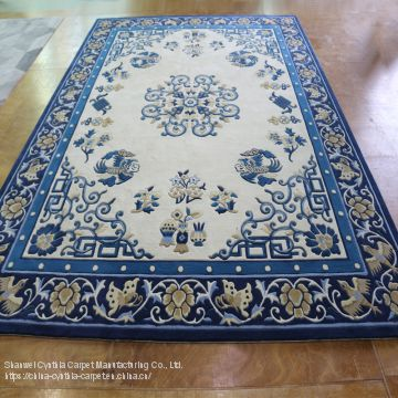 China Factory Hand Tufted Carpet Persian Rug